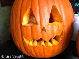 Emma's pumpkin