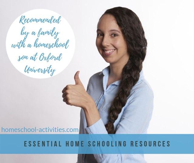 essential homeschooling resources
