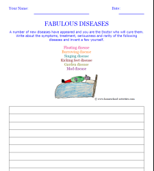 fabulous diseases