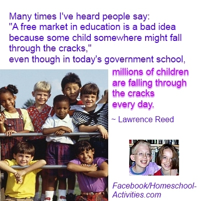 lawrence reed quote