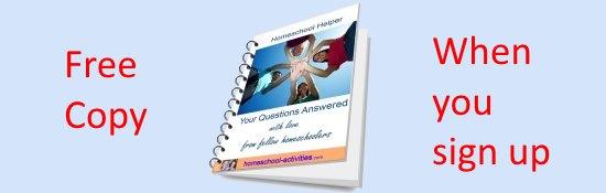 free copy homeschool helper eBook