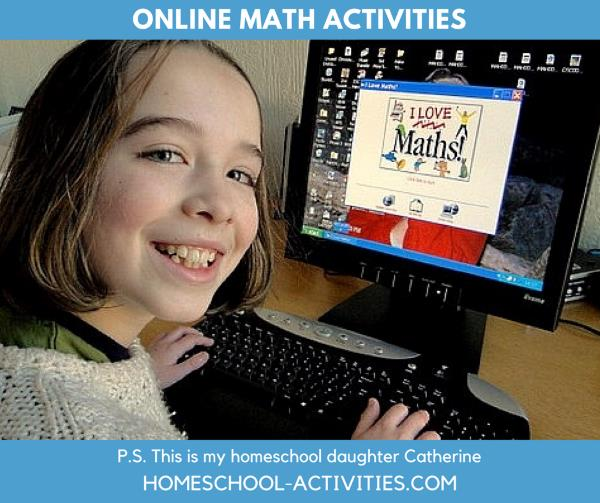 Free online math activities
