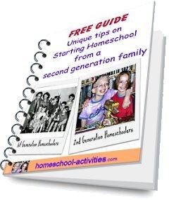 free start homeschooling guide
