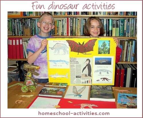Fun dinosaur activities