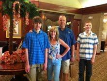 Grant's family