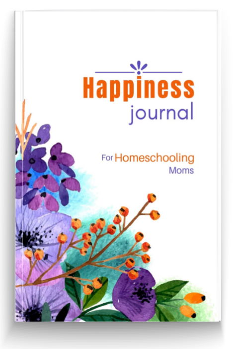 Happiness Journal for Homeschooling Moms