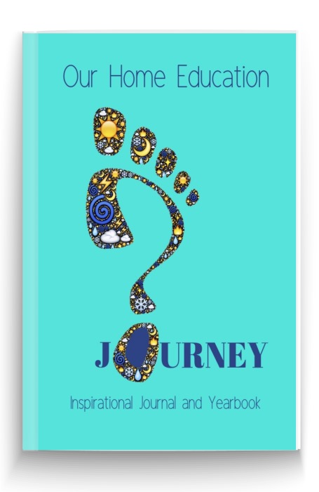 home education journey journal