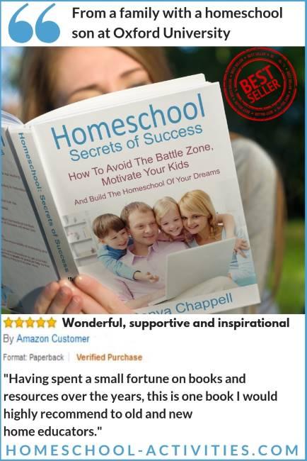 Homeschool Secrets of Success