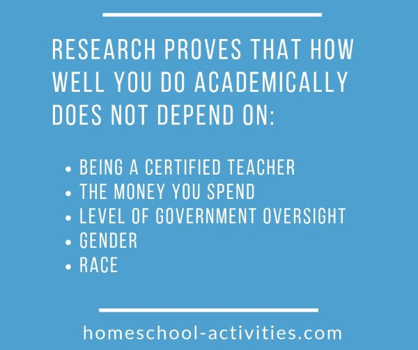 home schooling research