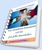 homeschool helper e-book