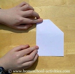 how to make paper airplanes step six