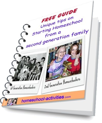 Free guide on how to start homeschooling