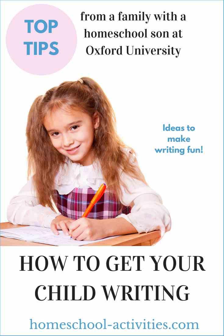 kids creative writing prompts