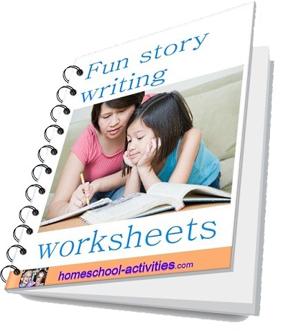 kids writing worksheets
