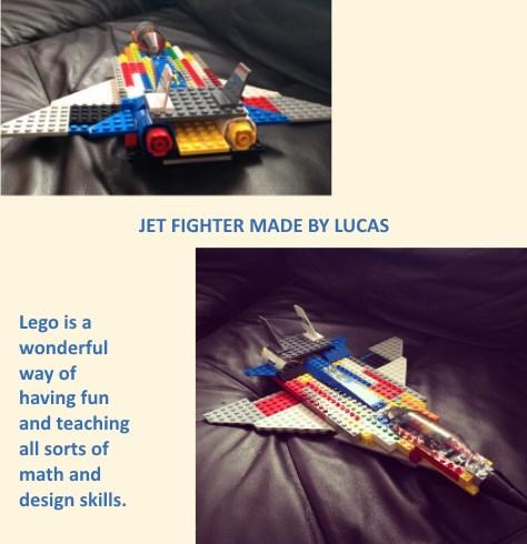 lego jet fighter