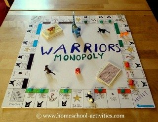 Warriors Monopol