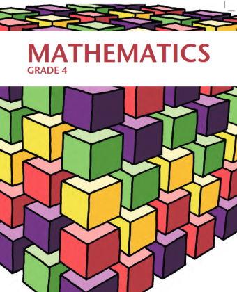 Math grade four free book