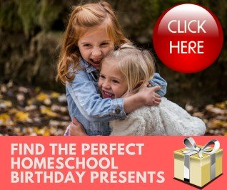 homeschool Birthday presents