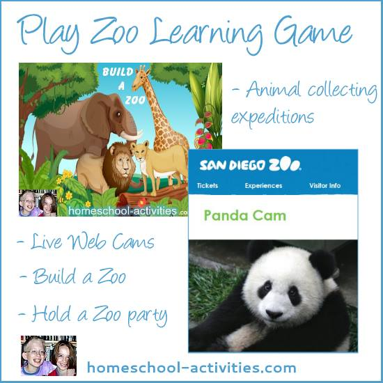 play zoo learning game