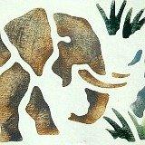 elephant stencil