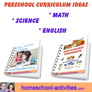 preschool curriculum ideas