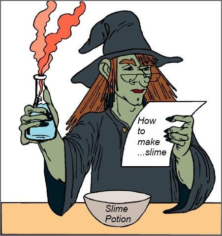 how to make slime potion