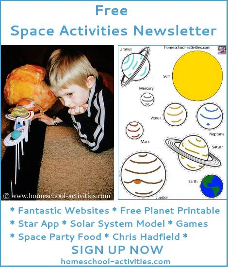 Space newsletter