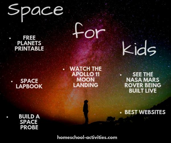 Free Space Activities Newsletter