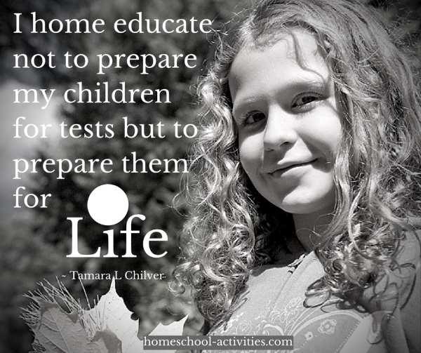 Tamara L Chilver quote prepare for life