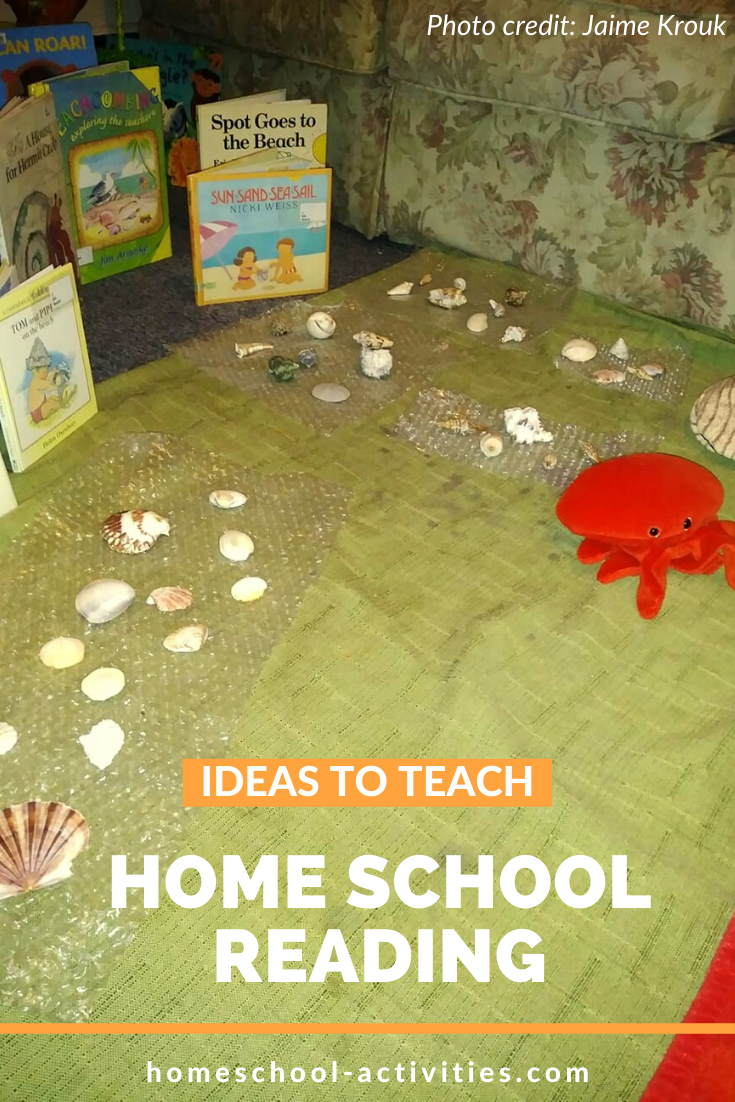 Teaching ideas for home school reading
