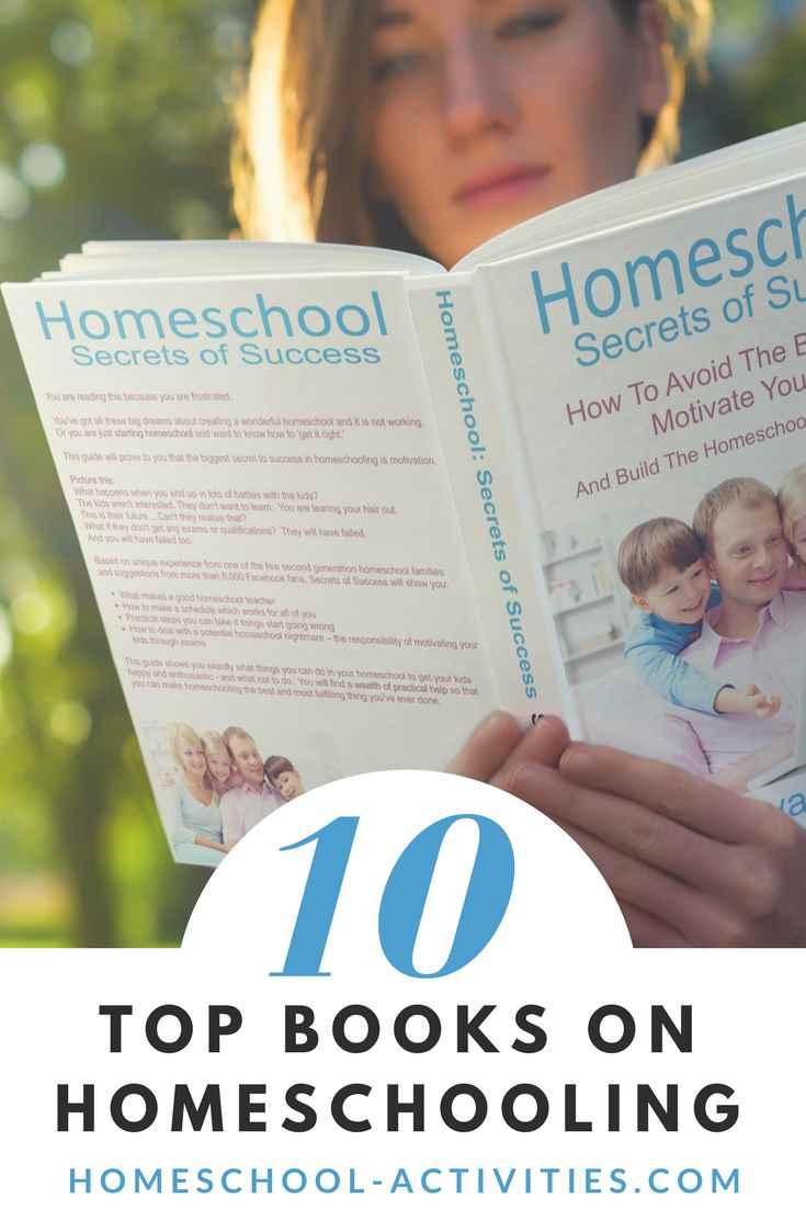 top ten homeschooling books