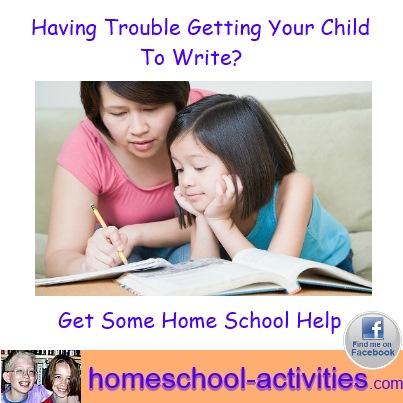 writing essay my child