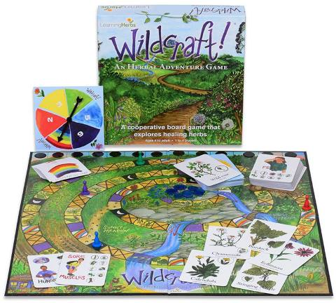 Wildcraft board game
