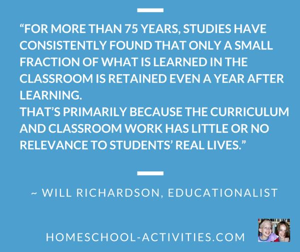 Will Richardson educationalist quote